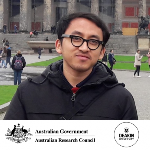 New PhD Student, Jaya Kelvin joined the BCL. He will be working within the Mapping Ocean Wealth program to develop local valuations of wetland ecosystems services on coastal protection in southeastern Australia. Jaya is spoored by Deakin & ARC linkage grant. Welcome to the team!